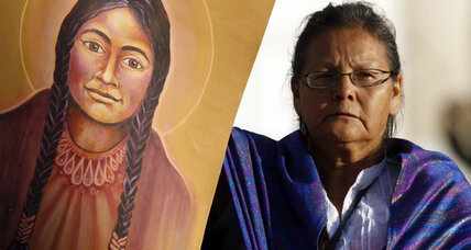 Pope names 'Lily of the Mohawks' first Native American saint