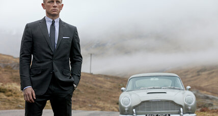 Adele's James Bond theme song earns new license to thrill (+video)