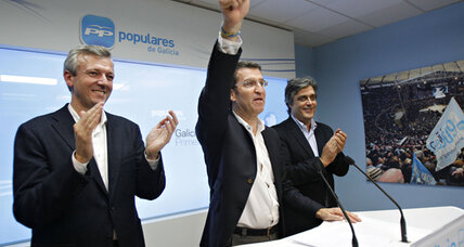 Spanish elections bolster Rajoy's austerity policies