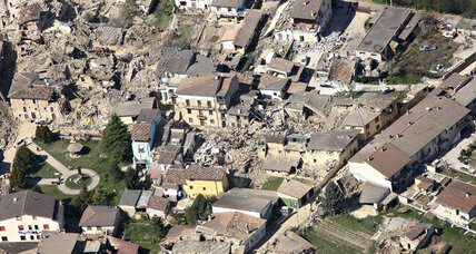Earthquake predictions and a triumph of scientific illiteracy in an Italian court