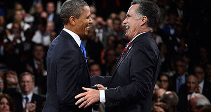 Who won presidential debate? Both Obama and Romney, maybe.