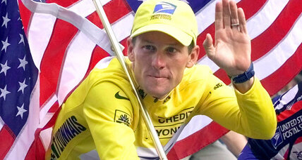 Company that paid Lance Armstrong's winnings wants money back (+video)