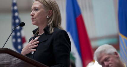 Clintons preside over opening of $300 million industrial park in Haiti (+video)