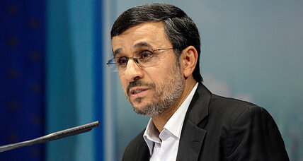 Ahmadinejad denied prison visit in Iran, a sign of his lame duck status