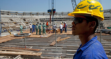 Latin American low-skilled labor flocks to Brazil's jobs