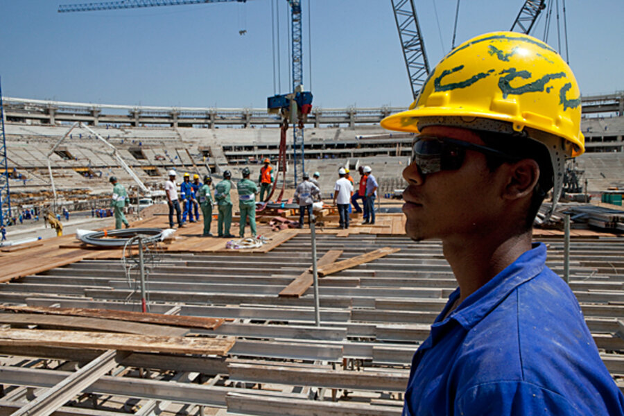 The Brazilian Job Trailer