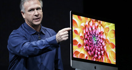 Meet Apple's thinner, faster, stronger iMac