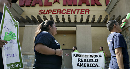 Walmart legal troubles mount as Black Friday walkout looms