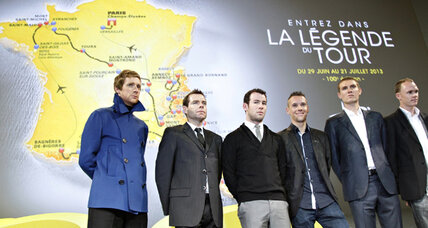 Will the Tour de France be able to overcome Lance's legacy?
