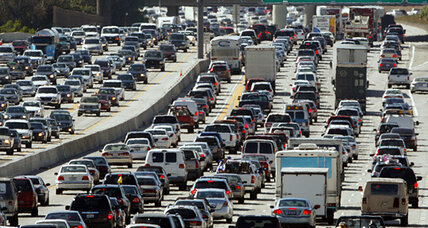 Want better gas mileage? Rethink your daily commute.