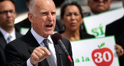Jerry Brown tax hike suddenly on the ropes. Does he have time to save it?