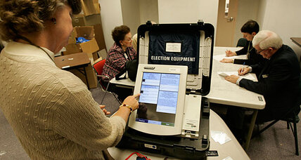 Exclusive: E-voting puts vote accuracy at risk in four key states