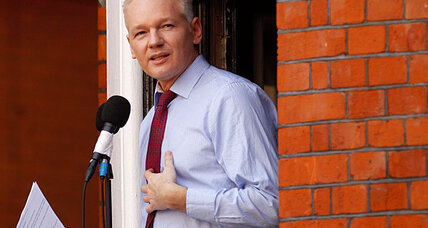 Ecuador fears for Wikileaks founder's health, asks UK for safe passage