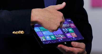 With Windows 8, Microsoft seeks to re-imagine PC industry