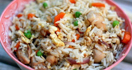 Five secrets to fabulous fried rice