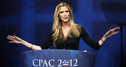 Hey, Ann Coulter: Really? Again?