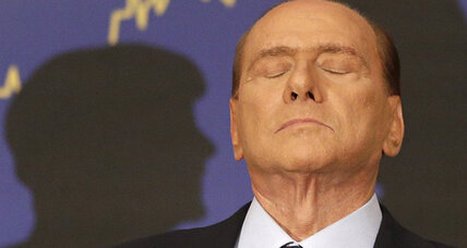 Former Italian Premier Berlusconi sentenced to four years for tax fraud