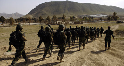 Shades of Iraq in Afghanistan? Problems with shoddy contracting work