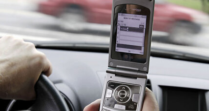 Texting while driving? The ticket costs more than you think.