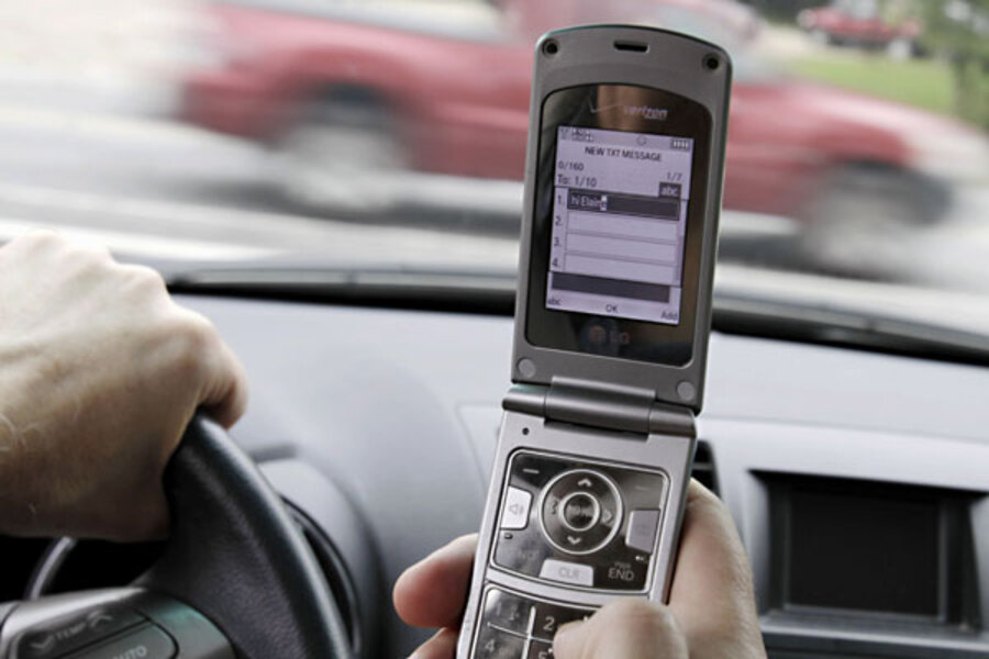 Texting While Driving >> Texting While Driving The Ticket Costs More Than You Think