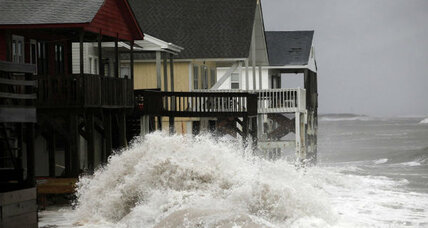 Hurricane Sandy: How to process the threat with your kids