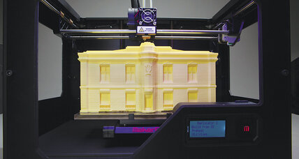 MakerBot Replicator 2: Print your own objects at home