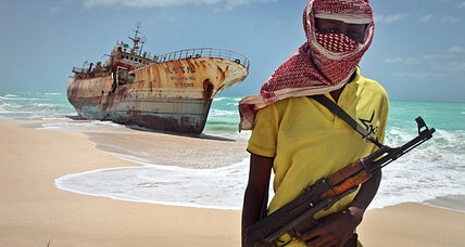 Pirate attacks off Somalia plummet thanks to navies, armed guards