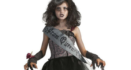 Happy Halloween ... not! Gory, sexual costumes turn Mom off