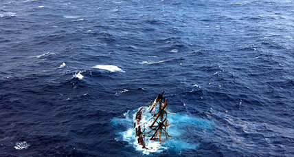 HMS Bounty: the inside story of its final days (+video)