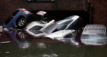 New York reels from hurricane Sandy: 'Unprecedented ... is what we got.'