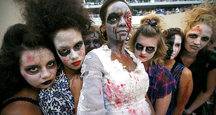 No prank: On Halloween, US military forces train for zombie apocalypse