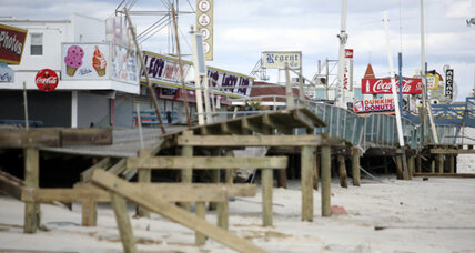 Hurricane Sandy: Freeze on politics affects key races for Congress, too