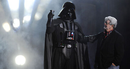 Disney buys 'Star Wars' studio for $4.05B. New film in 2015.