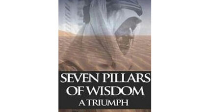 Reader recommendation: Seven Pillars of Wisdom
