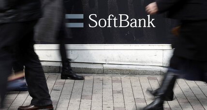 Japanese carrier Softbank in talks to scoop up Sprint Nextel