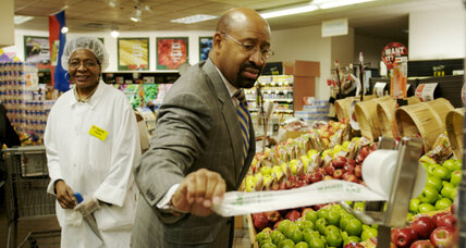 Inner-city grocery chain innovates by hiring ex-cons, providing fresh food
