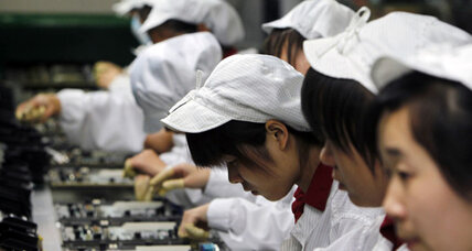 Apple manufacturer Foxconn admits to employing underage interns