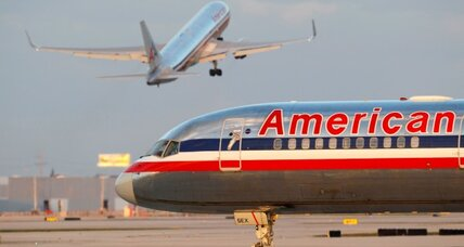Flight attendants: Pay is less, but American has openings