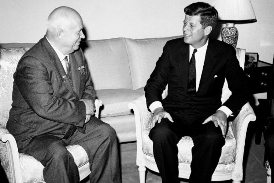 jfk in cuban missille crisis cold Forty years ago this week, the cuban missile crisis started to unfold,  of cuba  that john f kennedy ordered to halt the soviet missile buildup there  is mostly  about us-soviet relations during the height of the cold war.