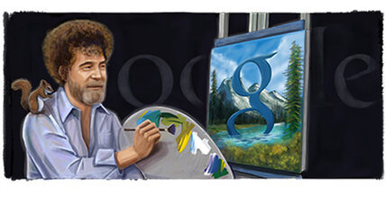 Remembering Bob Ross, the host of 'The Joy of Painting'