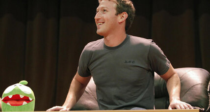 Facebook: 1 billion monthly users and counting