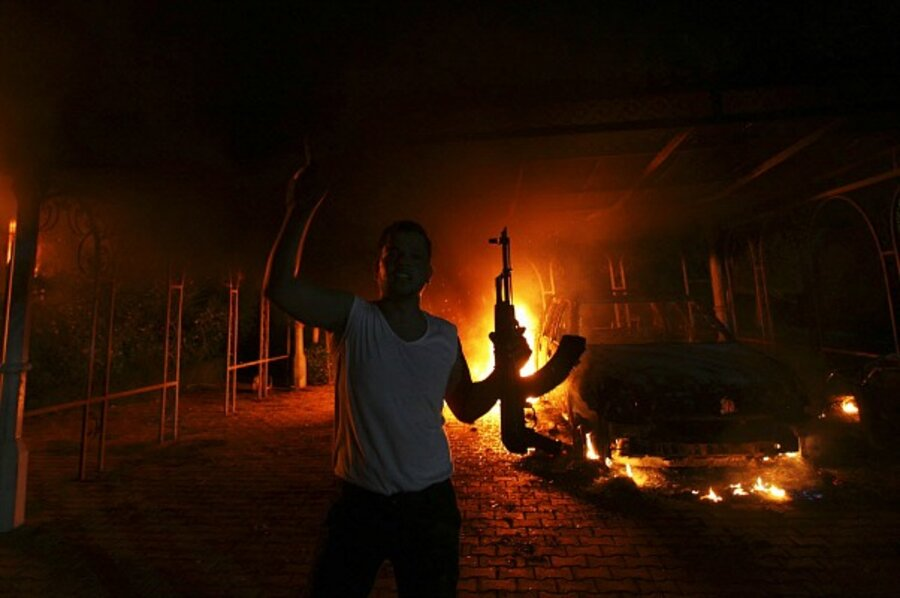 Benghazi attack: Urgent call for military help 'was denied by ...