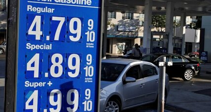 California gas prices surge: 20 cents overnight in some places (+video)