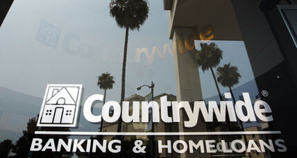 Bank of America sued for 'brazen' fraud at Countrywide