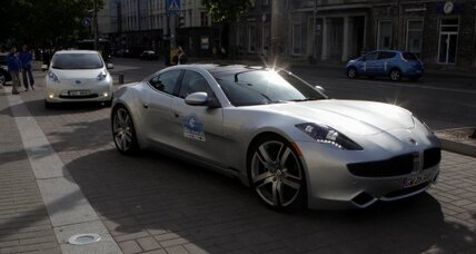 Fisker tries new tack as woes pile up for plug-in carmakers