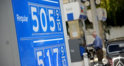 Gas prices in California now highest in the US