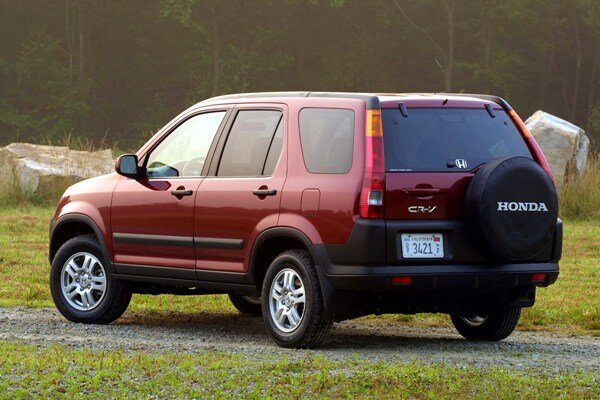 The 2002 Honda Cr V Is Part Of A New Recall Which Involves Faulty Window Master Switch That In Extreme Cirstances Can Catch Fire