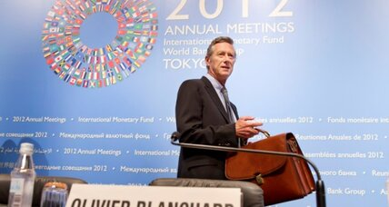 IMF cuts world growth forecast
