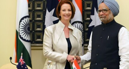 Australia, India to begin uranium talks