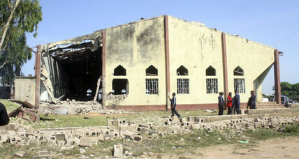Another church bombed, sending tremors along Nigeria's religious dividing line